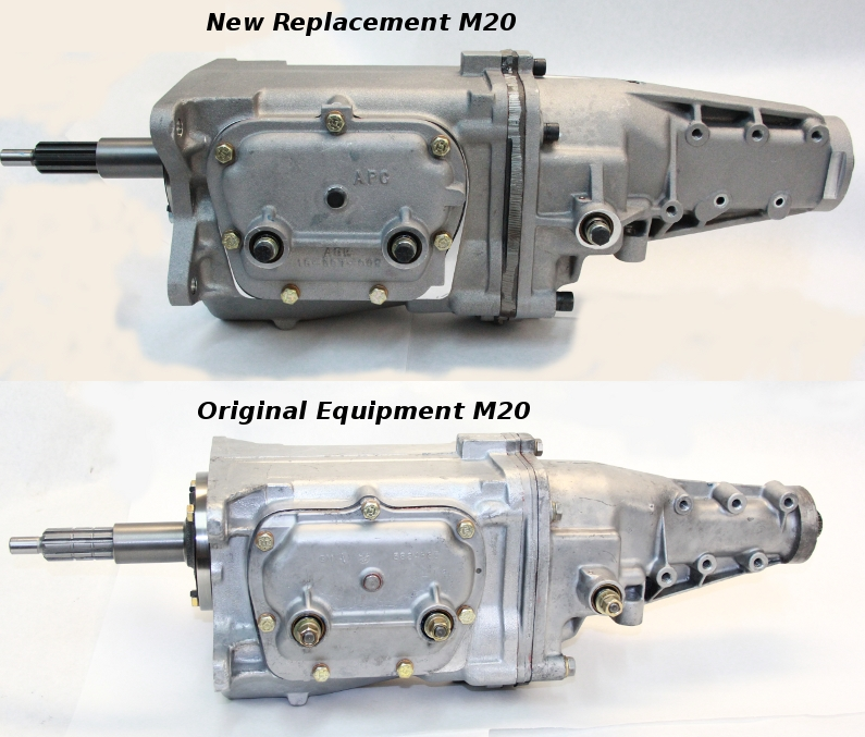 Muncie 4 Speed Transmissions and Parts