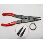 "External Retaining Ring Pliers - .070"" Straight Tip"