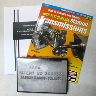 Transmission Book & DVD Combo