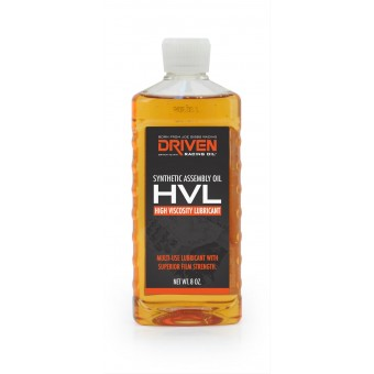 HVL  Assembly Lube - Driven Racing Oil - 8 oz