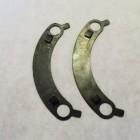 Muncie Front Retainer Lock Plates SET