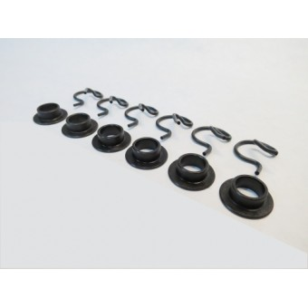 Hurst Hardened Steel Bushing and Clip Kit
