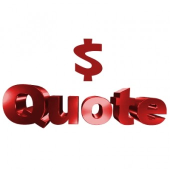 Pay for a Quotation