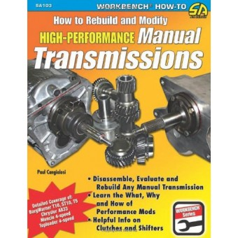 How to Build and Modify High Performance Manual Transmissions Book