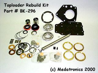 Toploader 4 Speed Transmissions